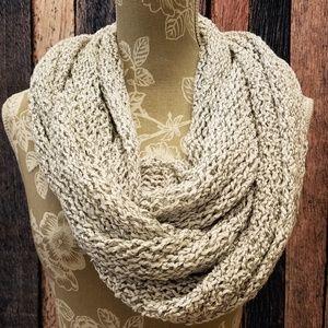 5b3e224553f Women Gap Infinity Scarf Knit on Poshmark
